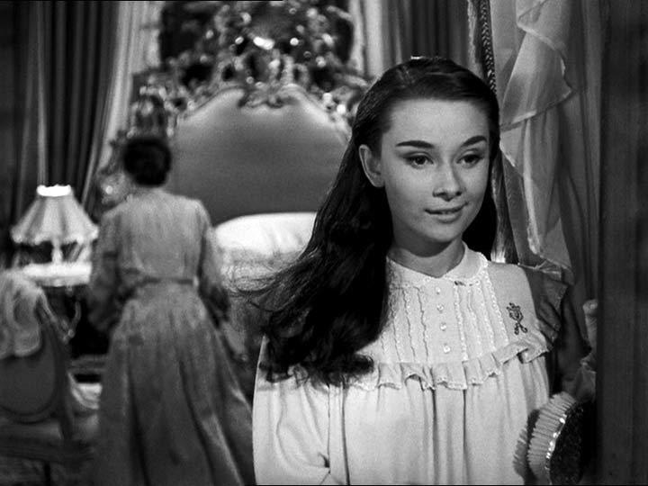 Audrey Hepburn Get Back Lauretta