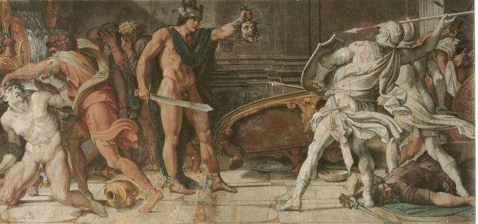 1280px-Perseus_and_Phineas_-_Annibale_Carracci_and_Domenichino_-_1597_-_Farnese_Gallery,_Rome
