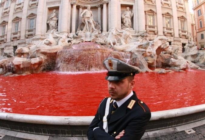 ITALY-ROME-TREVI