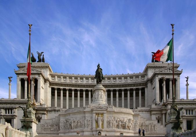 Monumento_Vittorio_Emanuele_II_Rom