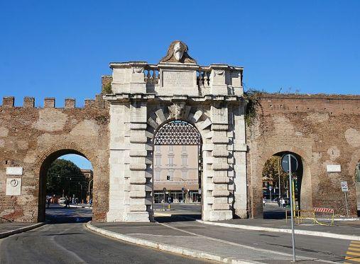 Brána_sv._Jana,_Řím